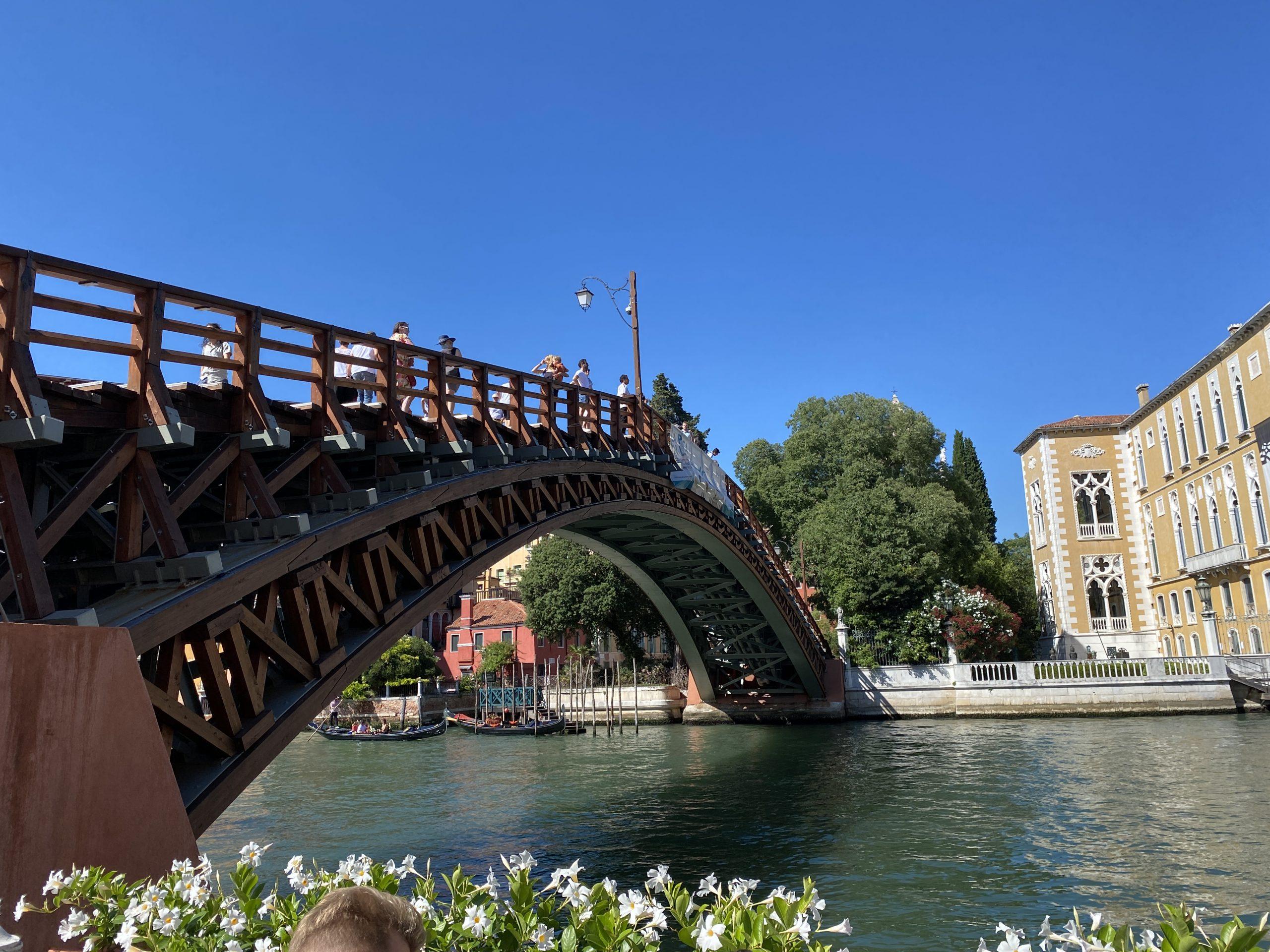 Venedig - Ponte dell' Accademia