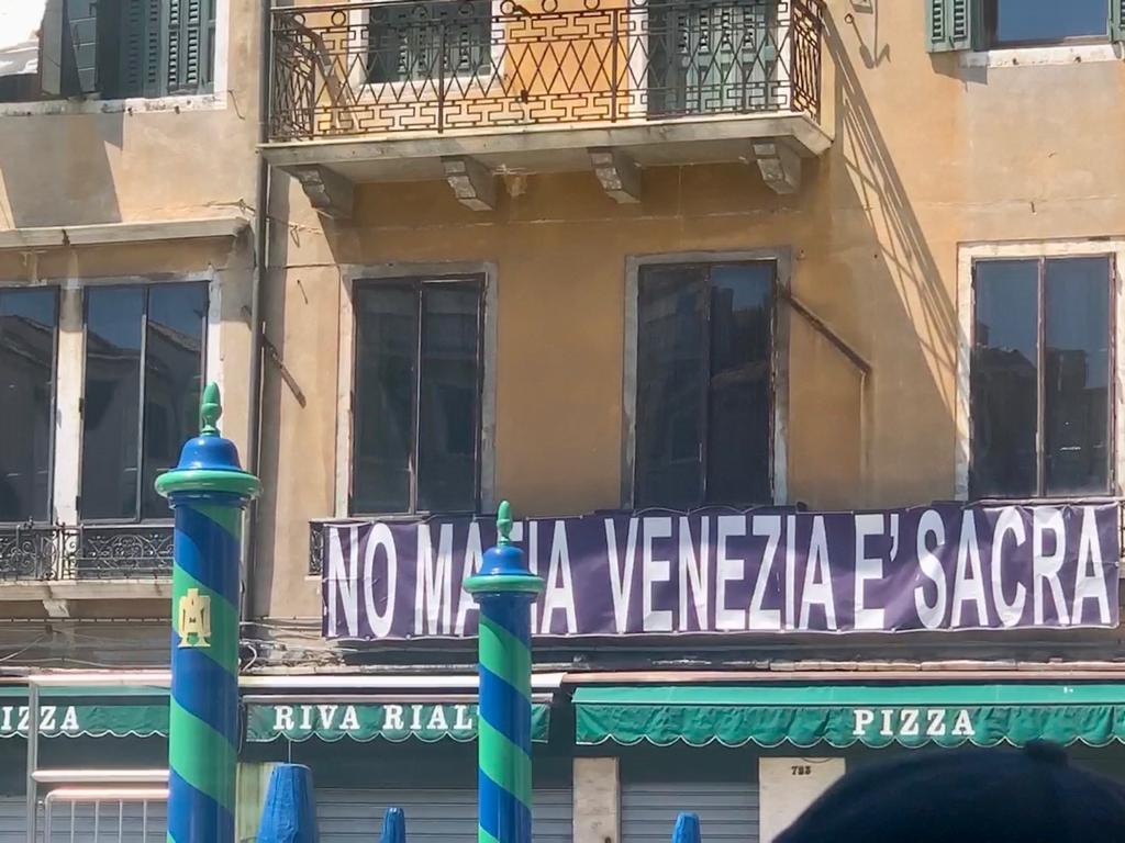 Venedig - No Mafia ...