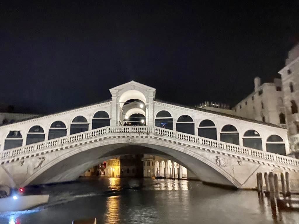 Venedig - Rialtobrücke