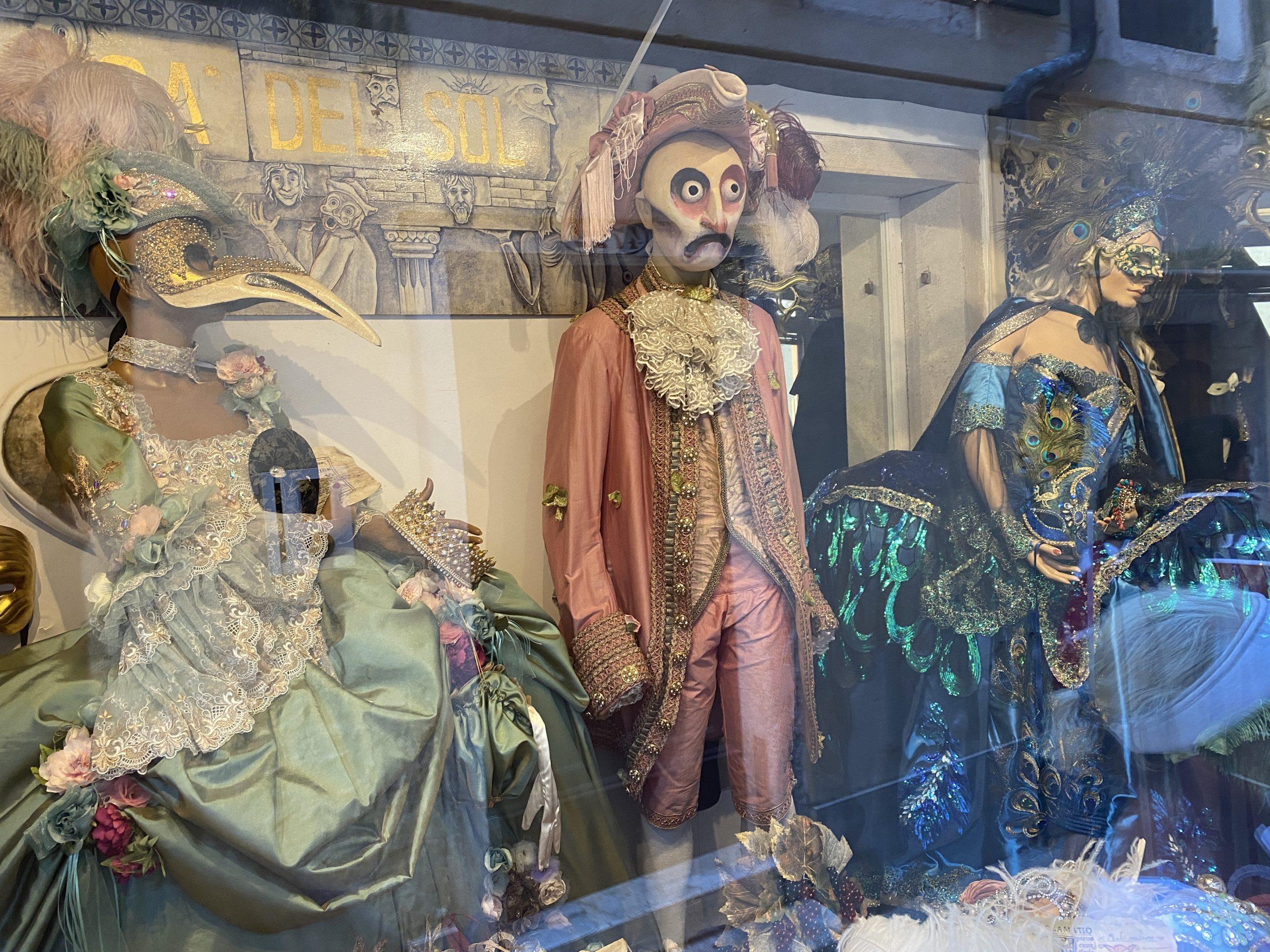Venedig - Maskenladen